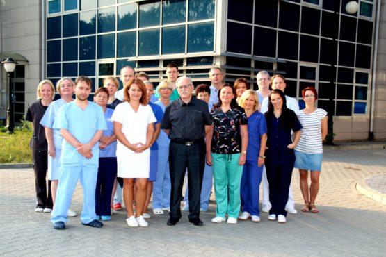 Zespół Kliniki Kardiochirurgii Dziecięcej w Uniwersyteckim Szpitalu Dzięcięcym w Krakowie