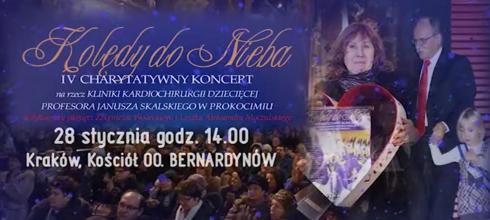 Koncert charytatywny Kolędy do Nieba